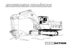 ESCAVADEIRA-HIDRAULICA
