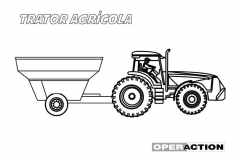 TRATOR-AGRICOLA